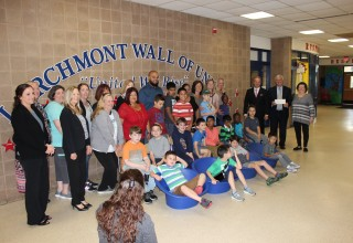 Kennedy Investment Group & Mount Laurel Schools Autism Program Check Presentation