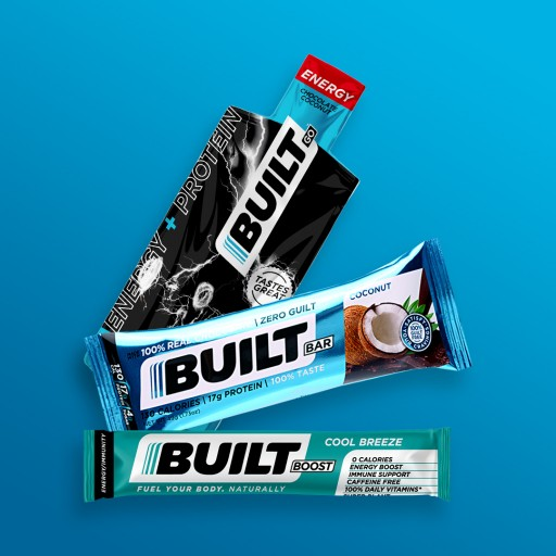 Built Brands Announces Major Relaunch With the Return of the Original Built Bar, New Product Offerings and a New Facility