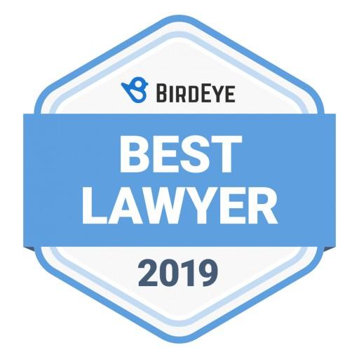 Benson & Bingham Named Best Law Firm 2019 in BirdEye's Annual Best Business Awards