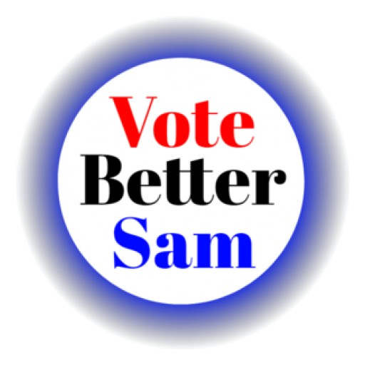 Vote Better Sam Helps Voters Maximize the Value of Their Vote