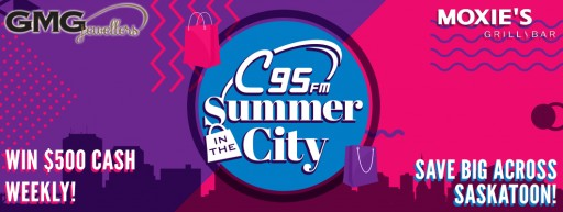 GMG Jewellers Participates in C95's Summer in the City Event