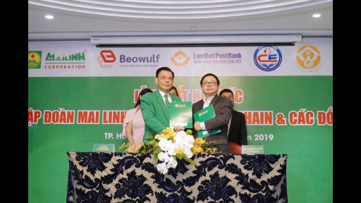 Our partnership with Mai Linh Group is featured on International Broadcaster of Vietnam Television