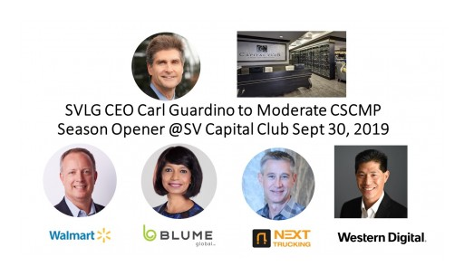 JOIN CSCMP Silicon Valley/SF to Kick Off the Program Season With Flagship Predictions Event