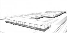 UPS Distribution Center Rendering