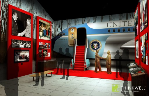 Richard Nixon Presidential Library and Museum Opens New Comprehensive Exhibit Designed and Produced  by Thinkwell Group