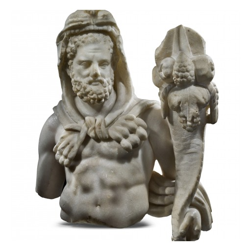 Phoenix Ancient Art, Hicham Aboutaam and Hercules Are in Mayfair for the PAD London Art Fair