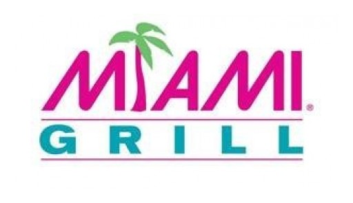 Miami Grill® Wants Guests to 'Taste The Heat This Summer'