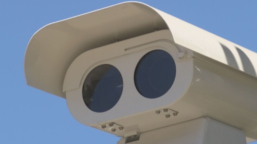 BEWARE OF THOSE DREADED RED LIGHT TRAFFIC CAMERAS