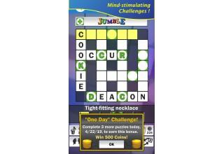 Giant Jumble Crosswords App