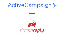 timetoreply and ActiveCampaign
