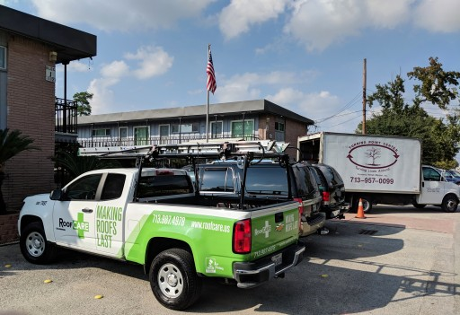 Turning Point Center of Houston to Receive Donated Roof Repairs From RoofCARE and APOC