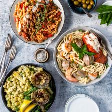 Sardinian Pasta Dishes