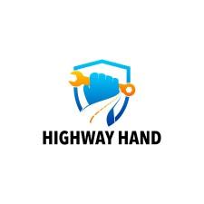 Highway Hand Logo