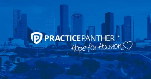 To Help Victims of Hurricane Harvey PracticePanther is Offering 2 Months Free for Attorneys in the Houston Area