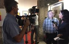 Fu Wenjun TV interview