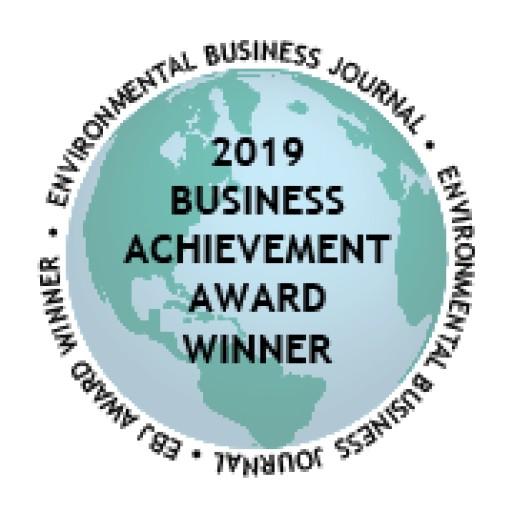 Kleinschmidt Associates Receives 2019 EBJ Business Achievement Award for Social Contribution