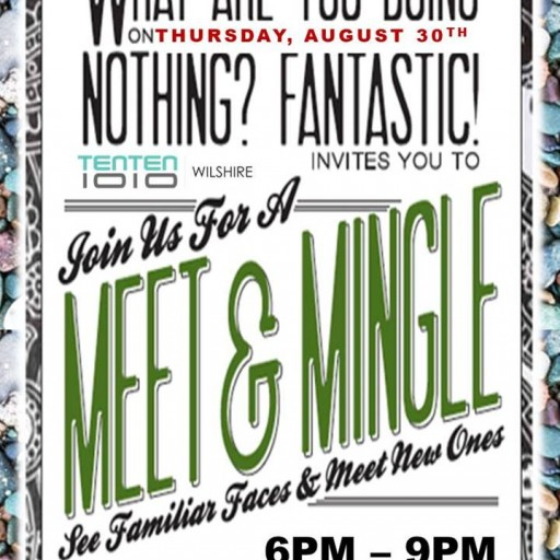 TENTEN Wilshire Rooftop: Thursday Night Meet & Mingle
