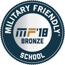 Military Friendly Badge 2018