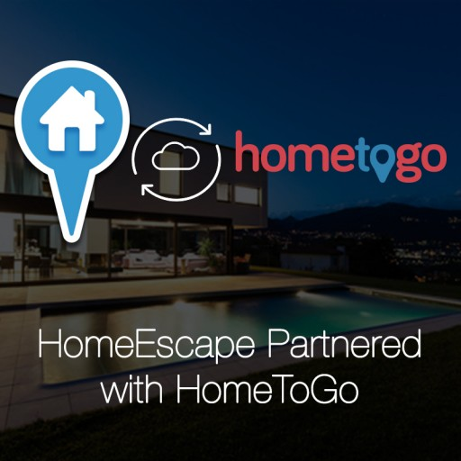 HomeEscape Announces Integration With HomeToGo