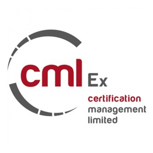 Japan Recognises Certification Management Limited (CML) in the UK as the World's First Registered Type-Examination Agency for Ex Equipment Used in Hazardous Areas