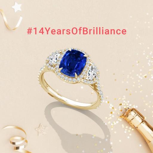 International Jeweler Angara.com Celebrates 14 Years of Brilliance