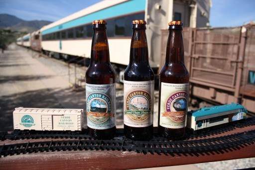 Ales on Rails During Fall Color Tours
