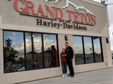 Grand Teton Harley-Davidson Store Front - New Owners