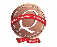 Infinity Rehab Facilities Receive Bronze Award