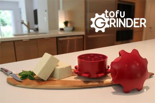 It's a Tofu Revolution! Introducing the Tofu Grinder - Quick & Easy Ground Tofu
