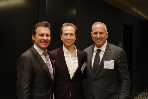 Well-Known Industry Luminary Appears at Prestigious Annual Commercial Real Estate Event Held in Beverly Hills