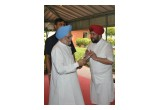 R.S Jaura With Ex-Prime Minister of India Dr. Manmohan Singh