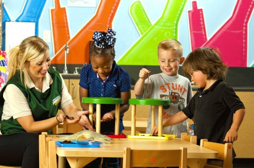 Preschool Curriculum at Children's Learning Adventure