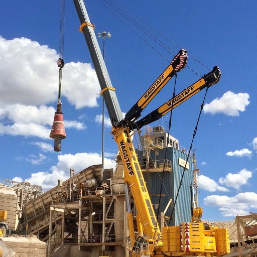 Crane Company Lifts Heavy Industry With Cutting Edge Tech