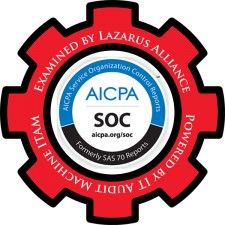 SOC 1, SOC 2, and SOC 3 Audit Services from Lazarus Alliance