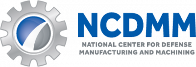 NCDMM-National Center for Defense Manufacturing and Machining