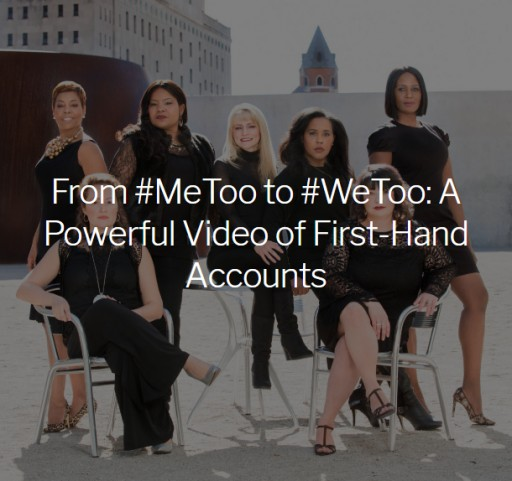 Gazelle Life TV Releases Powerful #MeToo Short Film Featuring Seven Women