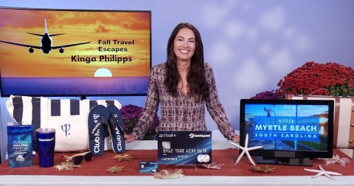 Journalist Explorer Kinga Philipps Shares Fall Travel Escapes on Tips on TV Blog