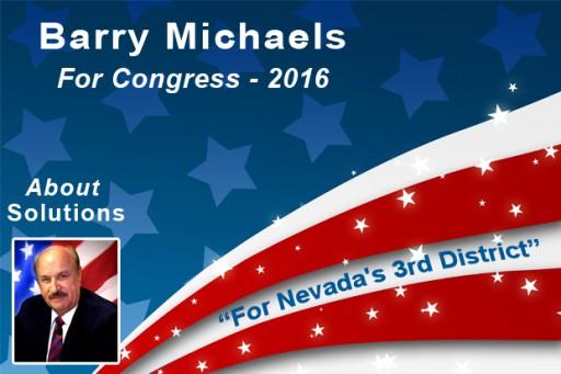 Ex-Felon Running for U.S. Congress in Nevada