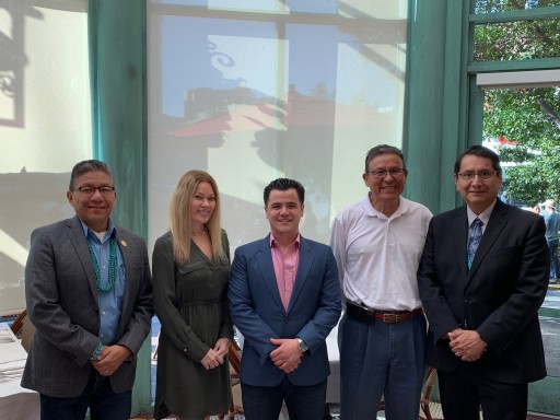 Collaboration With Navajo Nation President Jonathan Nez Brings Added Support to Native American Owned Company Navancio