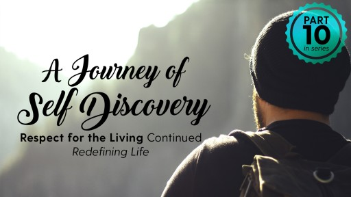 "Video : A Journey of Self-Discovery - ""Respect for the Living"" Released Online by Science of Identity Foundation"