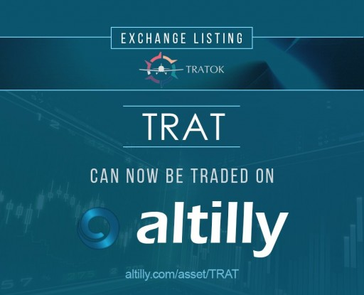 Tratok's Supporting Community Adds TRAT to Yet Another Exchange