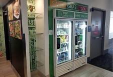 HMShost AI Vending Machine powered by SandStar