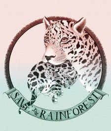 Save the Rainforest logo