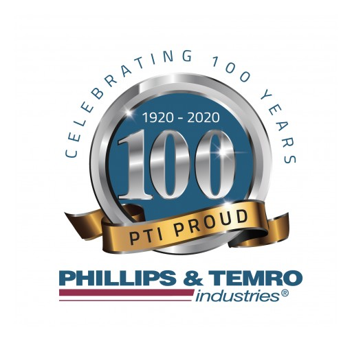 Phillips & Temro Industries Celebrates 100 Years of Excellence in Providing Custom-Engineered Thermal Systems and Electrical Solutions