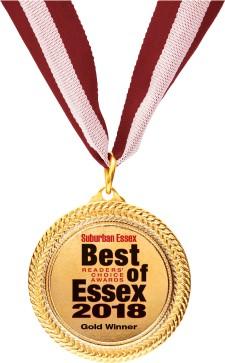 Best of Essex gold award