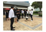 JTT UAV visited its Thai partners to present its industrial applications.