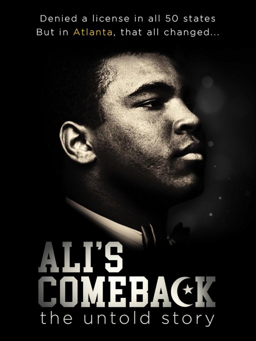 Vision Films to Deliver One-Two Punch With 'Ali's Comeback: The Untold Story' Documentary and Online Virtual Event Celebrating the 50th Anniversary of Ali's Return to the Boxing Ring