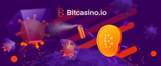 Bitcasino.io Raises 20BTC in Donations and Launches Charity Poker Tournament to Support Pandemic Relief
