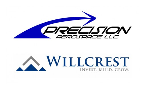 Precision Aerospace Completes Recapitalization Transaction With Willcrest Partners and Curran Companies