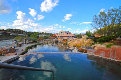 The Springs Resort and Spa in Pagosa Springs